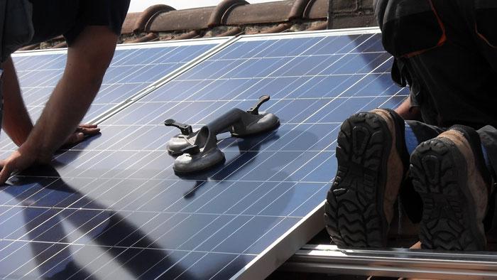 Installation de panneaux solaires à Saintes (17) - Dupré Habitat Énergies